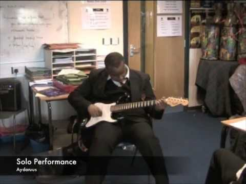 2012 Year 10 Music Review