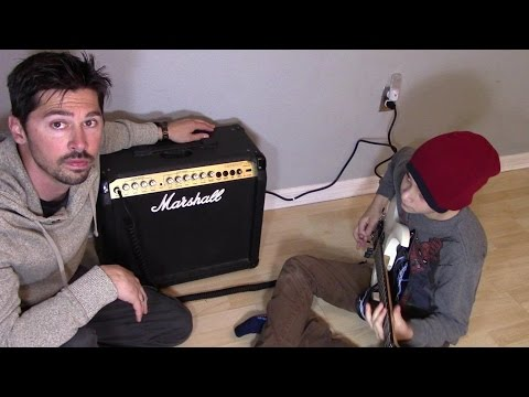 How to replace & upgrade tube in Marshall Guitar Amp Valvestate