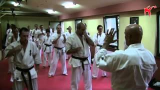 Trening siłowo-wytrzymałościowy w Kyokushin w Sosnowieckim Klubie Karate