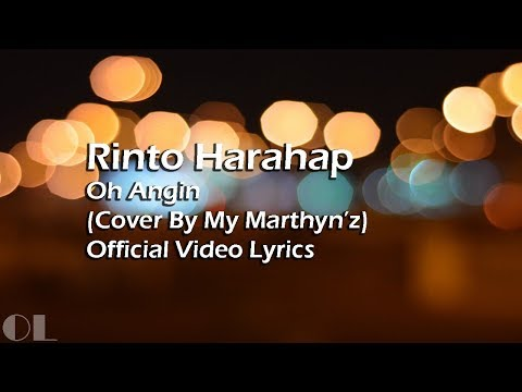 Rinto Harahap - Oh Angin Lyrics [Cover]
