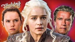 GAME OF THRONES: Neue Serien?!   STAR WARS 9: Ärger mit Studio   TERMINATOR: Schauspieler-Rückkehr