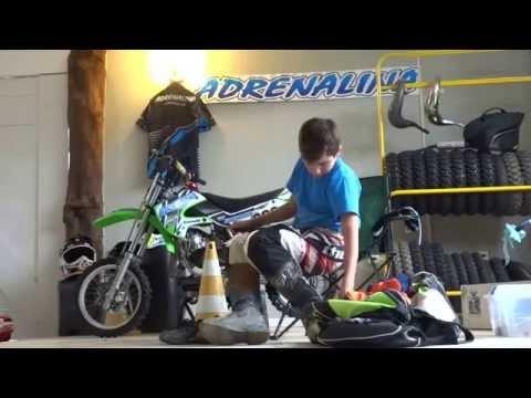 Video Pedro Todt 65cc Bom Retiro SC