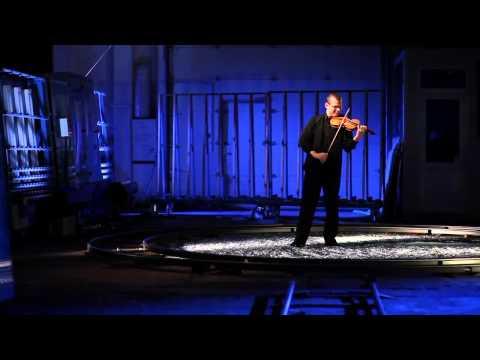 Alexandru Tomescu playing Paganini Caprice nr. 24