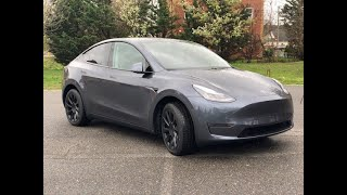 tesla Model Y - Real Owner Review, walkthrough, and is it a great family car?!?