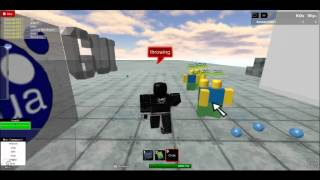 Roblox Script Builder:The Knife