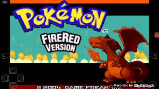 Pokemon Fire Red Version Android (Türkçe)