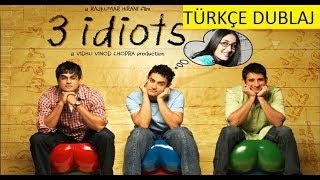 3 Aptal (3 İdiot)-2009 Aamir Khan (Tek parça-full izle-HD 1080p Türkçe Dublaj)