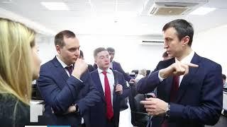 Республику с визитом посетила делегация из Татарстана 12.01.18 г.