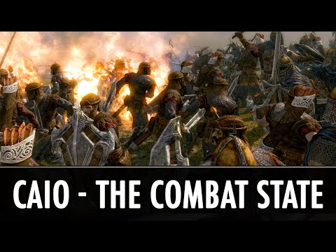 Skyrim Mod: CAIO - The Combat State