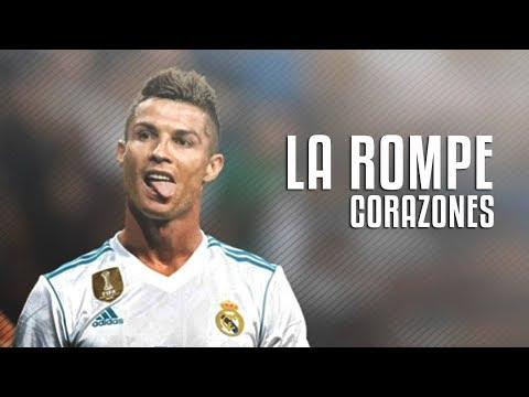 Cristiano Ronaldo • La Rompe Corazones • 2018