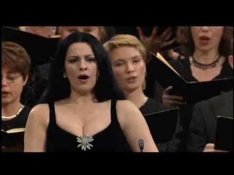 Angela Gheorghiu - Verdi's Requiem: Libera me - Berlin 2001