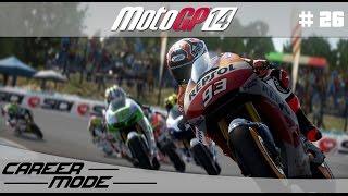 MotoGP 14 Career Mode Part 26 - Moto 2 Italian Grand Prix