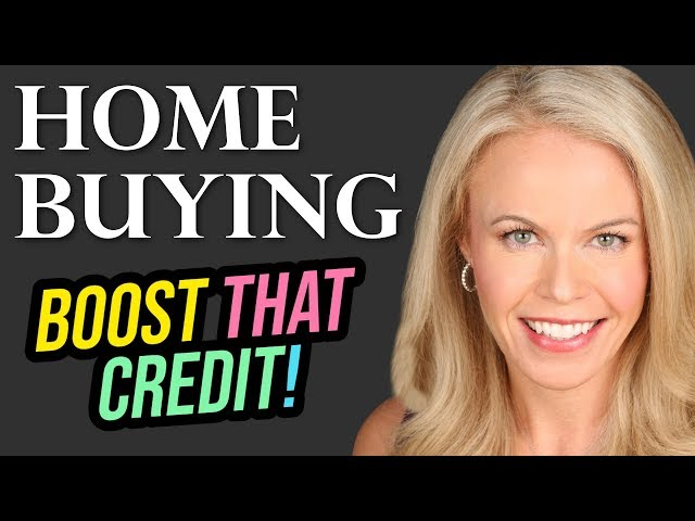 How To Get Your Credit Ready To Buy A House