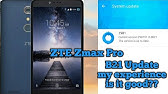How to fix ZTE Zmax Pro update not working - YouTube
