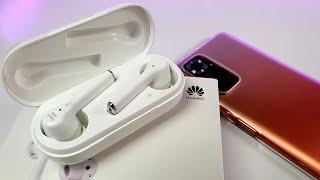 КРУТЫЕ НАУШНИКИ для REDMI NOTE 10 PRO по ПРИЛИЧНОЙ СКИДКИ! Беспроводные наушники Huawei FreeBuds 3i