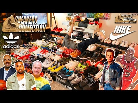 MA COLLECTION DE SNEAKERS