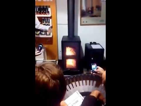 Ecoflame 360 calefactor de llama invertida youtube for El maiten muebles