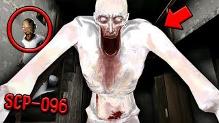 SCP 096 Containment BREACH in Granny Horror Game! (Granny Containment Breach Gmod)