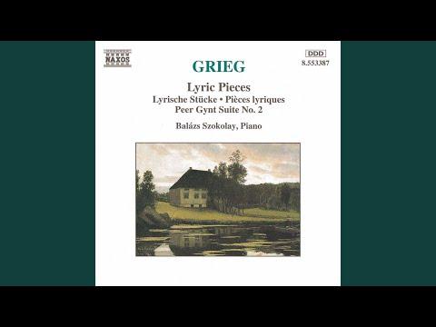 Lyric Pieces, Book 10, Op. 71: Skovstilhed (Peace of the Wood) , Op. 71, No. 4