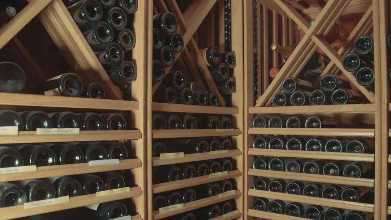 Cave À Vin Palette cave premium, votre cave à vin sur mesure