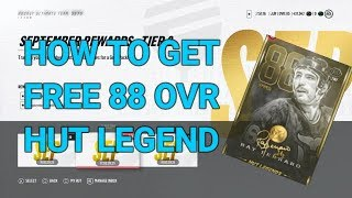 FREE 88 OVR HUT LEGEND - REWARD PACKS - NHL 19