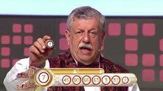 СТОЛОТО представляет | Русское лото тираж №1190 от 30.07.17