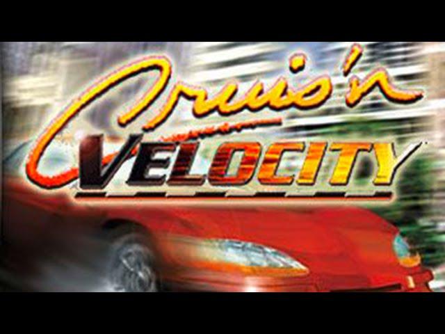 Cruis'n Velocity GBA