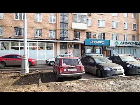 16:00, вторник, 10 апреля 2018 (стрит-ритейл: Большая Черкизовская, 32к1)