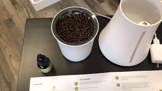 Botanium Self-Watering Hydroponic Smart Planter Blogger Review