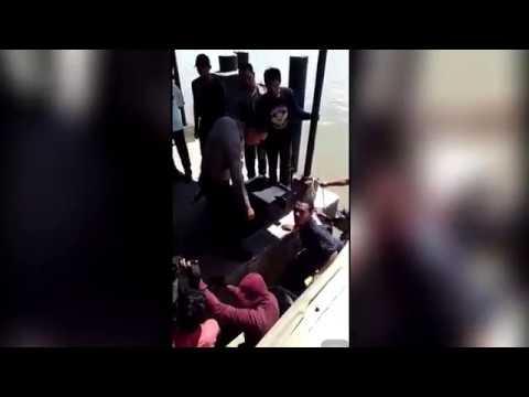 Detik-Detik Penangkapan Penghina Nabi Muhammad SAW
