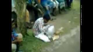Tomake chara meye bujhina by Rajib, a blind street singer from Rajshahi, Bangladesh