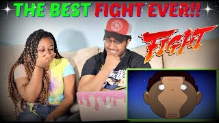 """Young Don The Sauce God """"The Greatest School Fight Ever feat SWooZie"""" REACTION!!"""