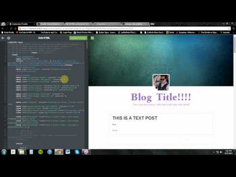 How To Install A Theme On Tumblr