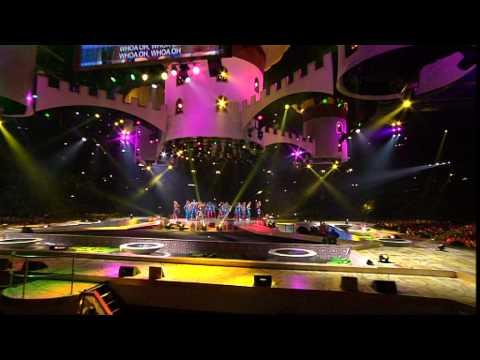 Toppers In Concert 2013 - Vengaboys Medley