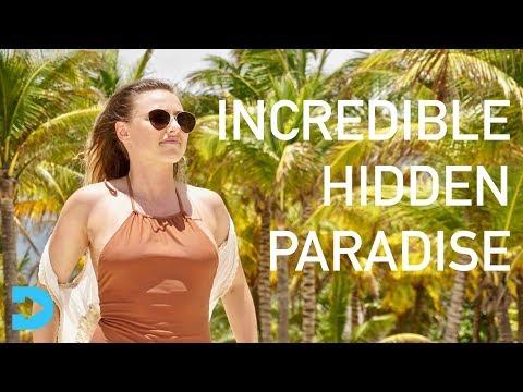 PLAYA DEL CARMEN'S HIDDEN PARADISE - Mexico Travel Vlog
