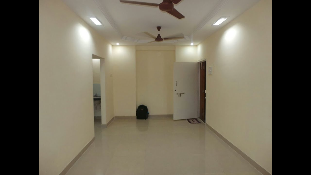 1 Bhk Flat On Rent In Powai In New Mhada Building Youtube
