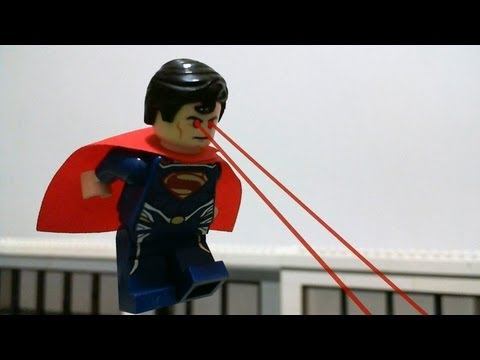 LEGO : SUPERMAN - MAN OF STEEL