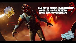 CRAZY LEAKS, BLOCKBUSTER SKIN, NEW STARTER PACK, NINJA SKINS - Fortnite Battle Royale