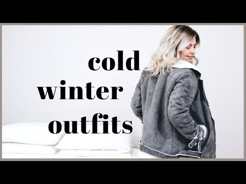 WINTER OUTFITS 2018 - LOOKBOOK | Alice
