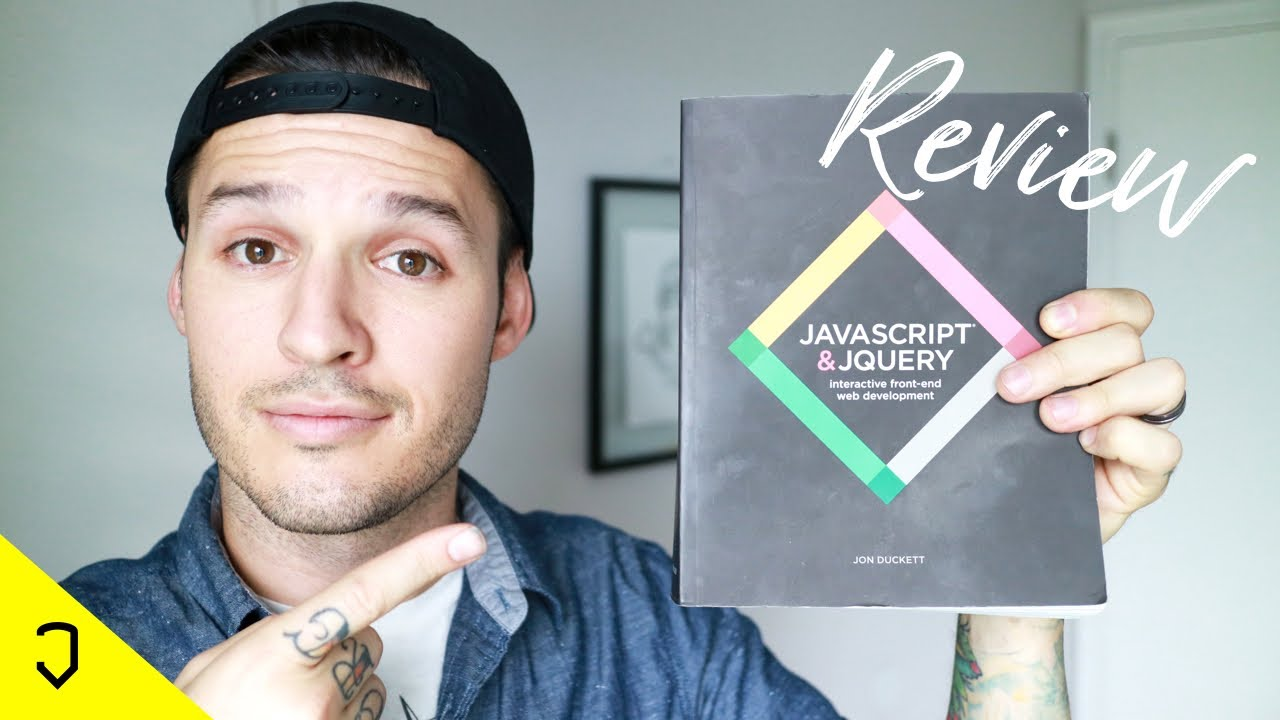 Front End Development Html Css Javascript Jquery By Jon Duckett Book Review Youtube