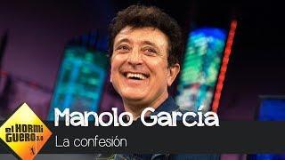 Manolo García confiesa lo que sentía al ir en volandas en sus conciertos - El Hormiguero 3.0