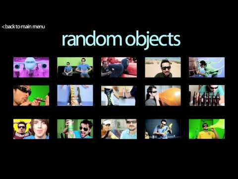 2010 Menu - Random Objects - 2010 Menu - Random Objects