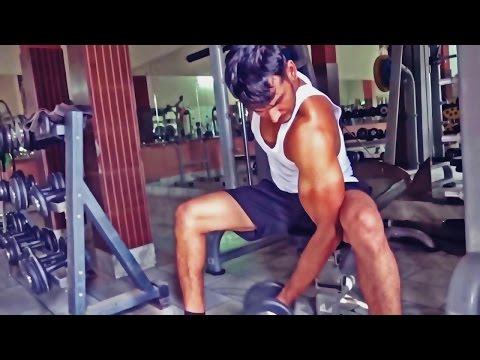 Biceps बनाने के लिए बेस्ट वर्कआउट प्लान