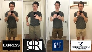 Best Men's Chino Shorts (5 Slim Fit Shorts Compared)