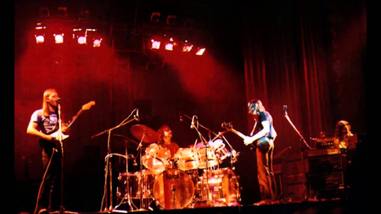 Red Rocks Pink Floyd