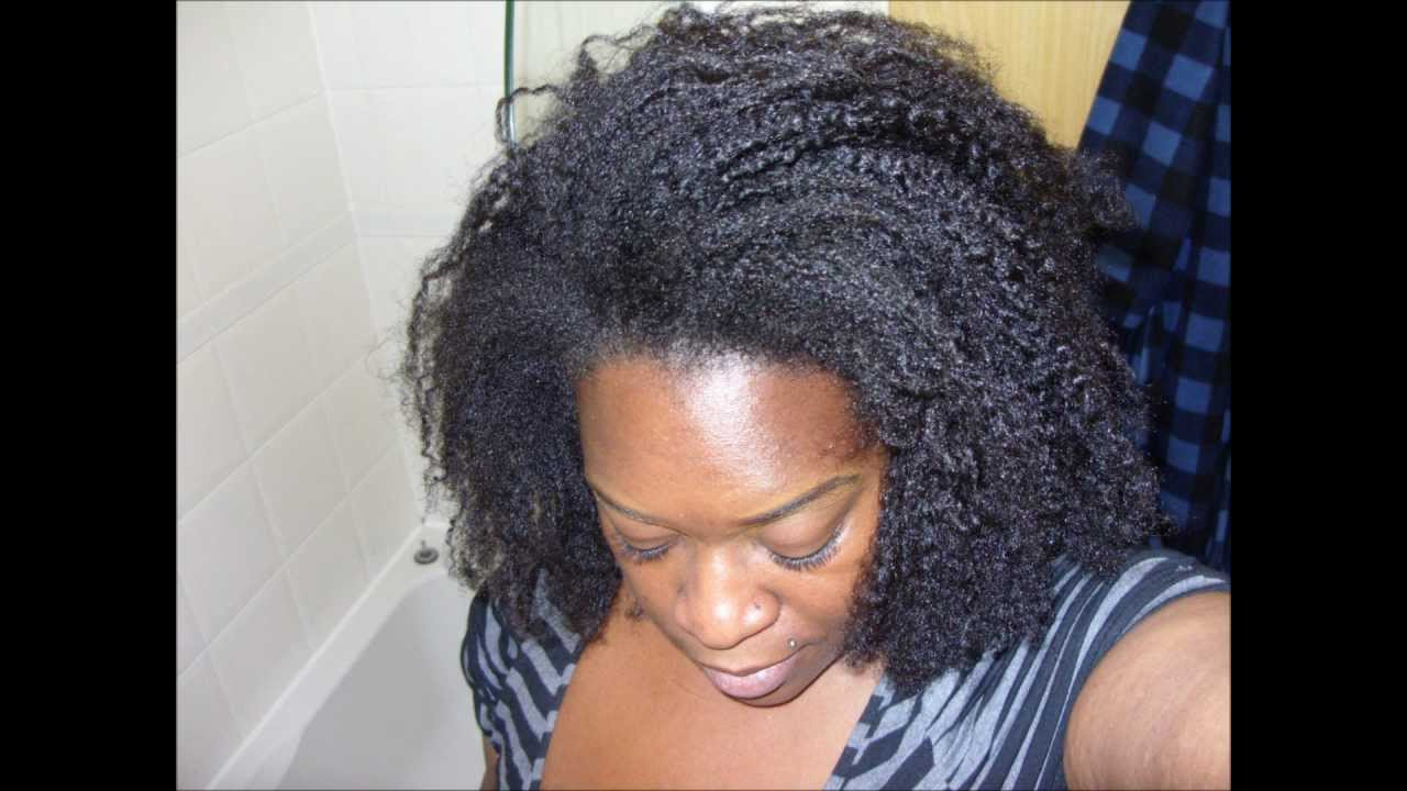 Natural Hair My 6 Week Mini Braid Experience 4 YouTube