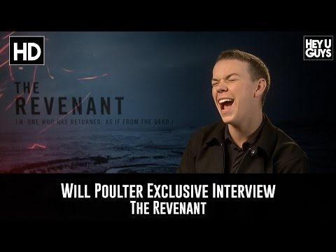 Will Poulter Exclusive Interview - The Revenant