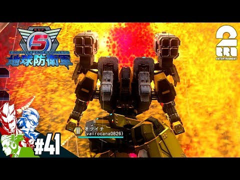 #41【TPS】弟者,兄者,おついちの「地球防衛軍5」【2BRO.】