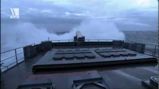 Marine vor Kapstadt