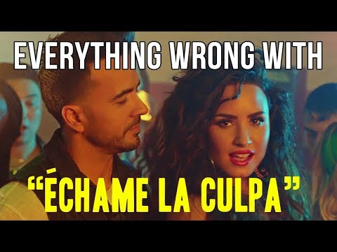 "Cover Lagu Everything Wrong With Luis Fonsi - ""Échame La Culpa (ft. Demi Lovato)"" STAFABAND"